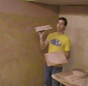 DIY Plastering Learn how to Plaster, Teach yourself,  Personalised Course Video