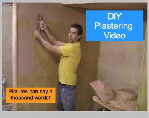 Learn how to plaster