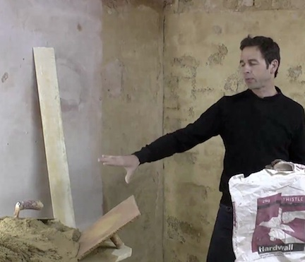 Paul the Plasterer!