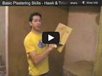 Plastering Hawk