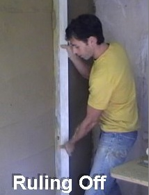 plastering course teaching