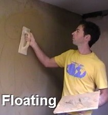 plastering course lime