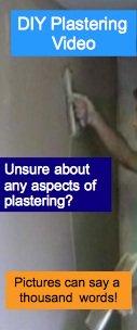 plastering video